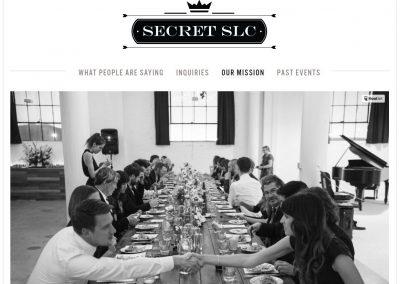 Press Release for Secret SLC