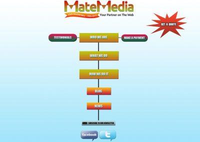 Press Release for MateMedia
