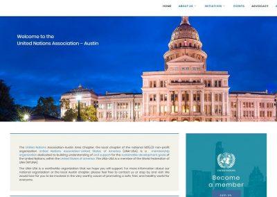 Press Release for UNA-Austin
